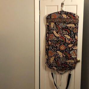 Vera Bradley Versailles Hanging Garment bag